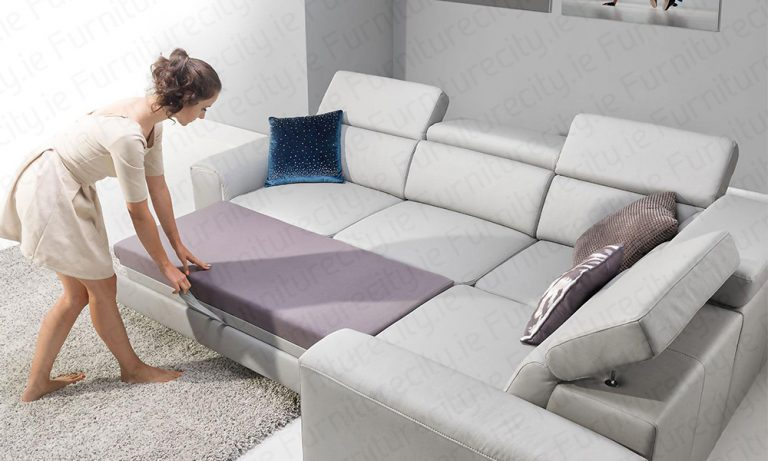 Sofa bed GENOA ORIGINAL by Furniturecity.ie