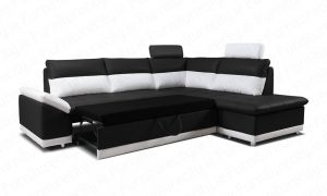 Sofa bed VANILLA OPEN by Furniturecity.ie