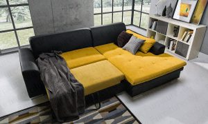 Sofa bed CYPRUS by Furniturecity.ie