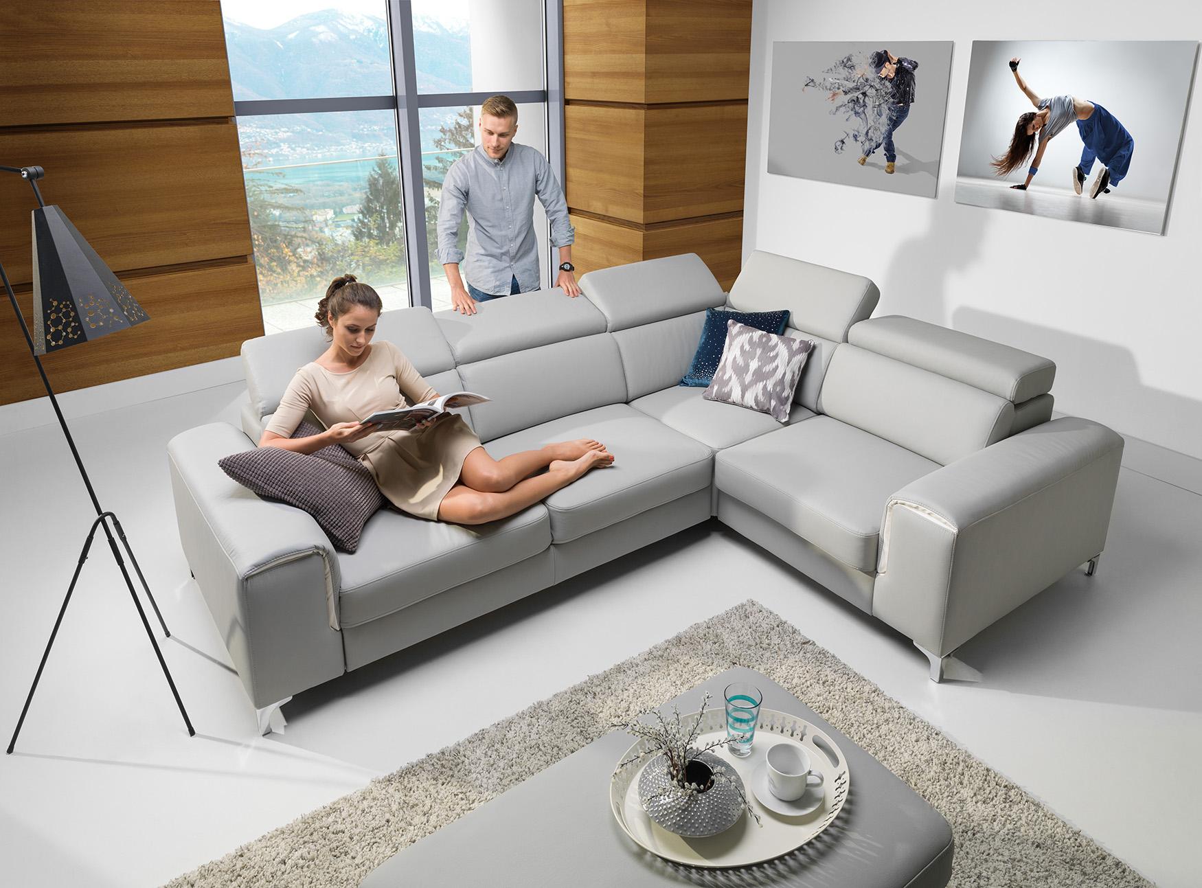 Sofa bed GENOA ORIGINAL by Furniturecity.ie