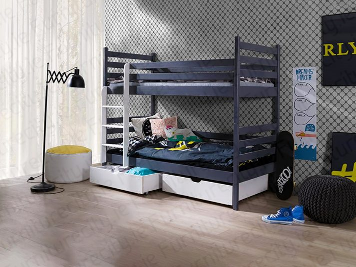 Bunk bed NICKY by Furniturecity.ie