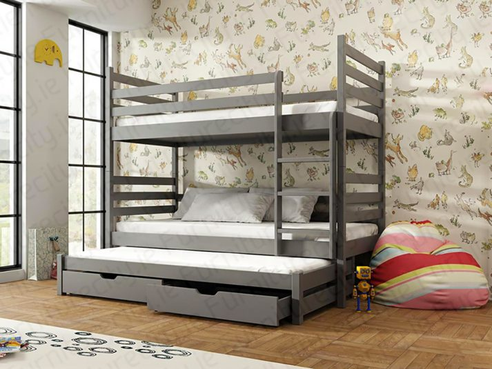 Bunk bed TOMMY by Furniturecity.ie