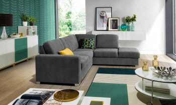 Sofa bed CHANTEL OPEN by Furniturecity.ie
