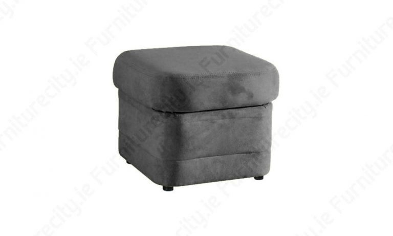 Footstool BORELLO by Furniturecity.ie