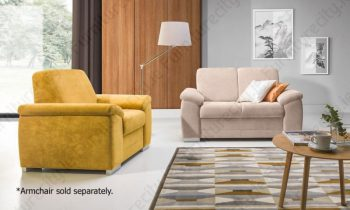 Sofa BORELLO 2 SEATER by Furniturecity.ie