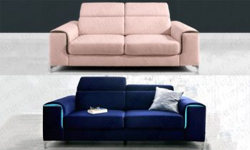Sofa GENOA 3+2 set by Furniturecity.ie