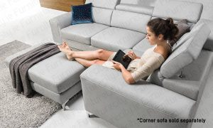 Pouffe GENOA by Furniturecity.ie