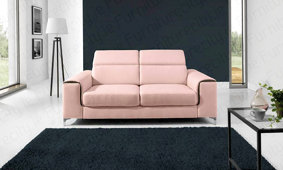 Sofa Genova 2 Seater by Furniturecity.ie