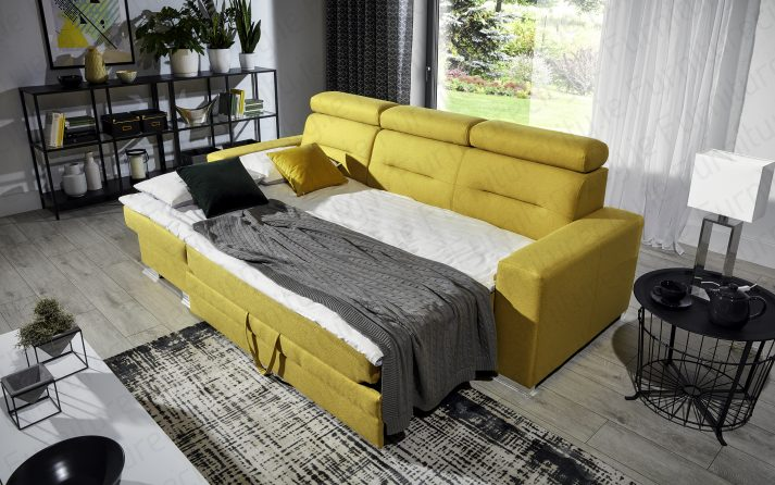 Sofa bed Peggy by Furniturecity.ie